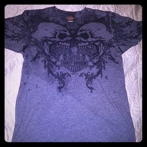 Mens Harley Davidson Hollywood shirt